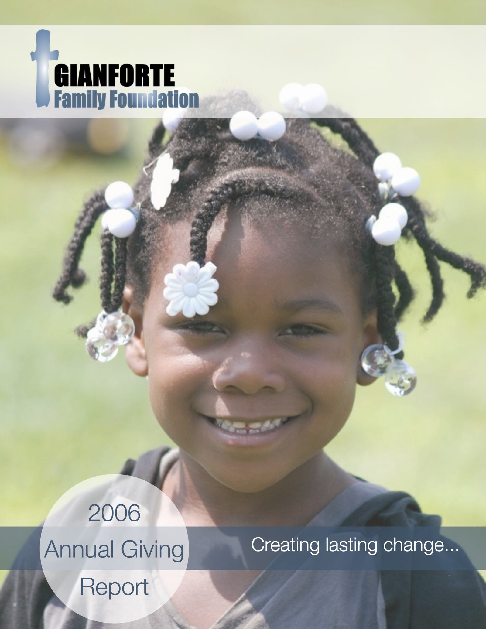Annual Giving 2006