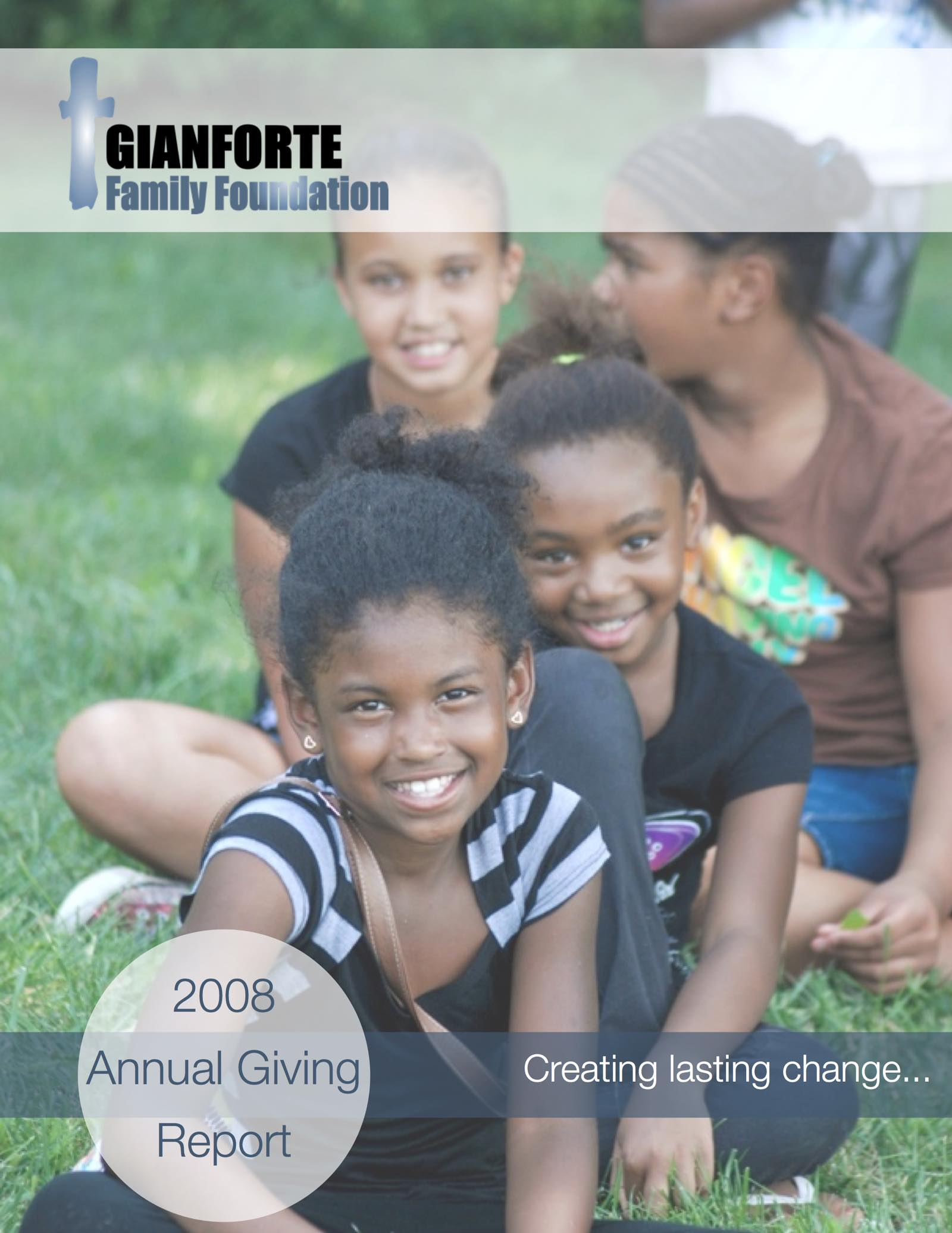 Annual Giving 2008